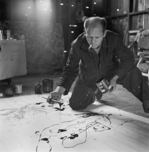 Jackson Pollock;Jackson Pollock [Misc.]
